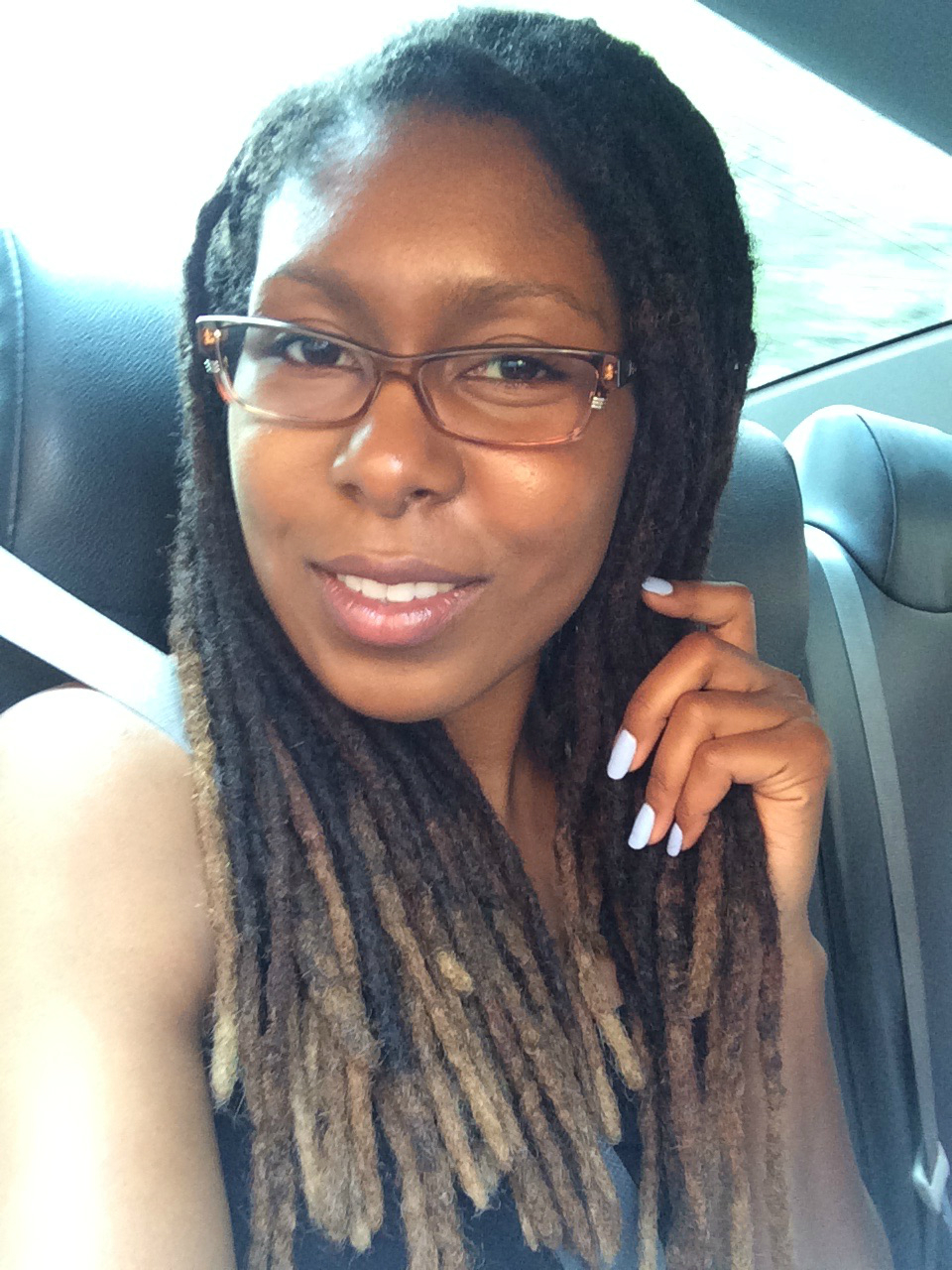 One Year Later A Loc Extension Update FAUX LOCS Amp LOC
