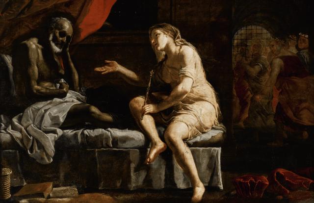Маттиа Прети, «Боэций и Философия» (XVII в.)