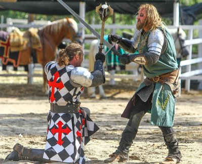 Big Bear Ren Faire | Imperial Knights Jousting