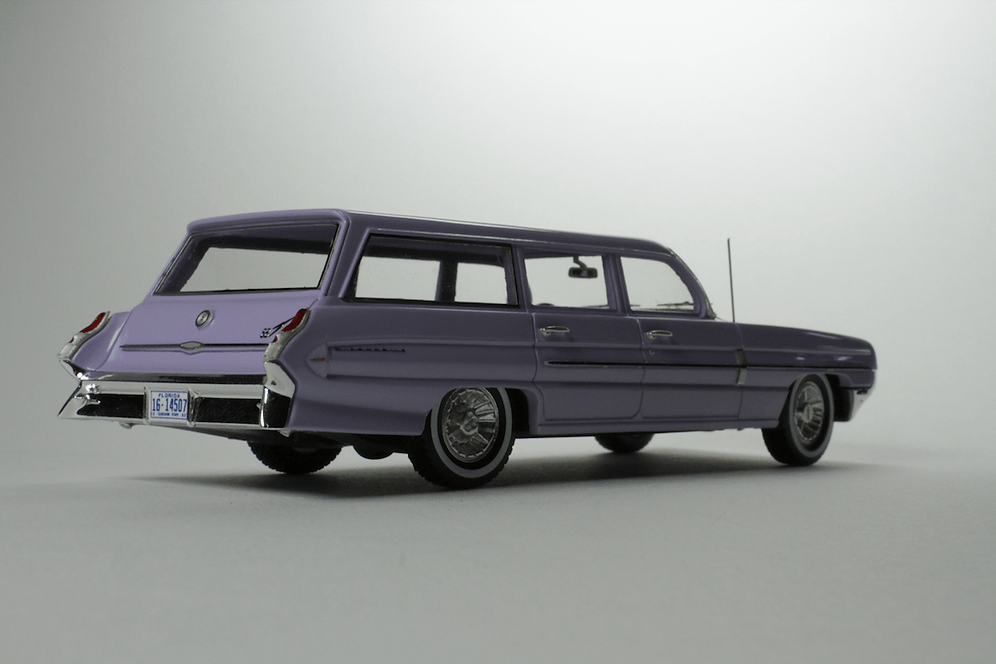 Dash 3 1904 Scale 4 Curved Olds