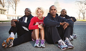 National for-purpose BoMF helps people find purpose through running