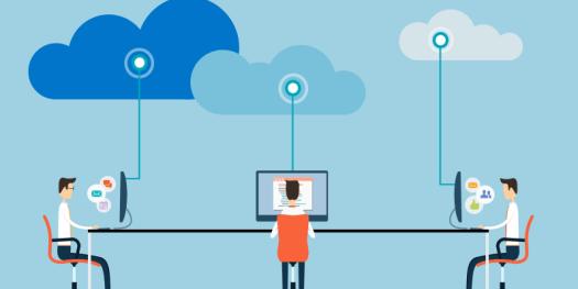 Sistema de Gestão pode ser hospedade em nuvem,, permitindo acesso aos dados em tempo real