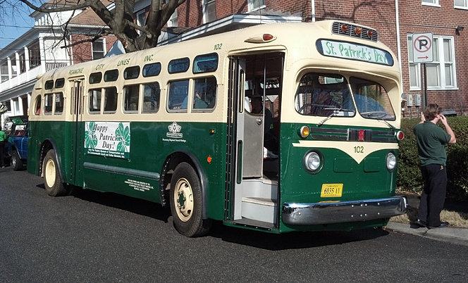 School Brothers 1934 Bus Dodge