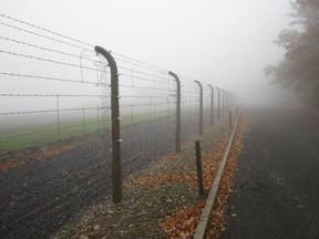 Electric fence - Buchenwald