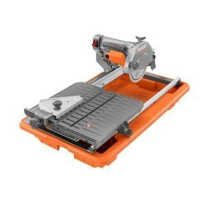 ridgid r4030 7 wet tile saw wood