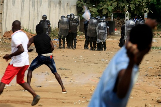 Ouattara's Power Grab Raises Tensions in the Lead-Up to Ivory Coast Election