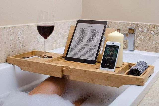 A Homiu 100% natural bamboo bath caddy from DealBerry (was £44.50) OR redeem towards another available deal