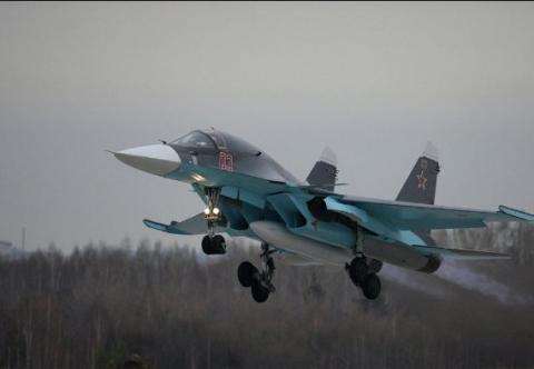 Máy bay Su-34 của Nga sẽ là lựa chọn để thay thế Su-22 của Việt Nam?