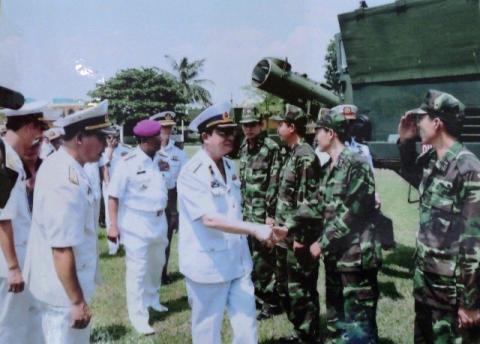 Tổ hợp tên lửa REDUT-M bảo vệ Trường Sa của Việt Nam - Ảnh 14