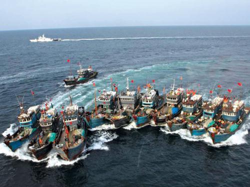 Trung Quốc sẵn sàng cho cuộc họp về Bộ quy tắc ứng xử trên biển Đông