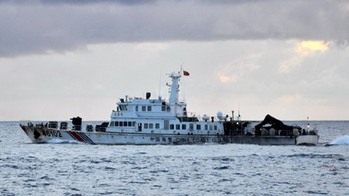 Toàn bộ tàu Trung Quốc đã rút khỏi vùng biển Việt Nam theo giàn khoan Hải Dương 981.