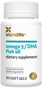 Xtend-Life Omega 3 High-DHA Fish Oil