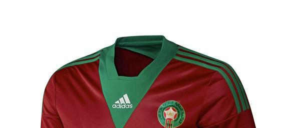 Maillot Maroc Adidas 3
