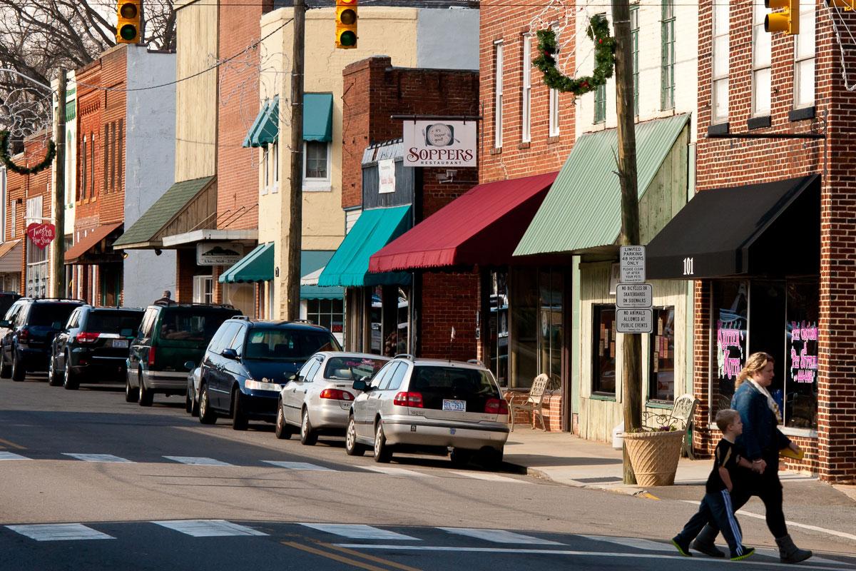 Downtown Restaurants Big Groups