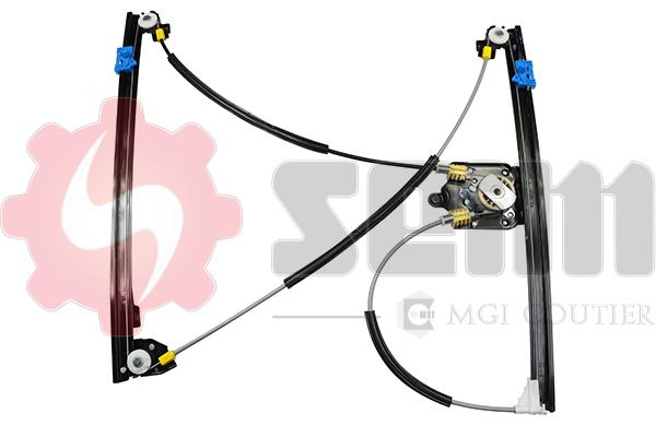 mecanisme de leve vitre avant