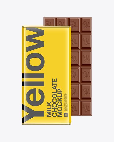 Download Bakery Logo Mockup Yellow Images