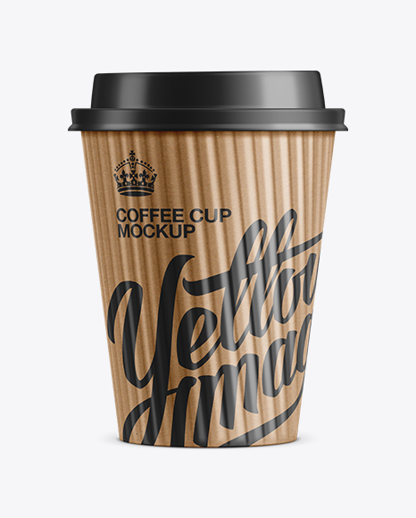 Download Vector Coffee Cup Mockup Yellowimages