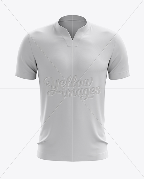 Download Soccer Jersey Mockup - Front View in Apparel Mockups on ...
