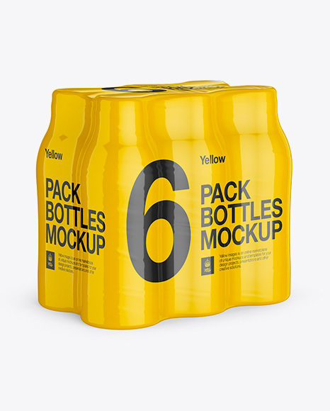 Download Plastic Container Mockup Free Download Yellow Images