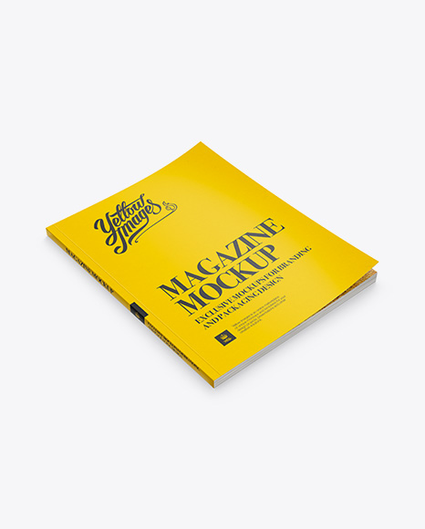 Download Magazine Covers Psd Mockup Yellowimages