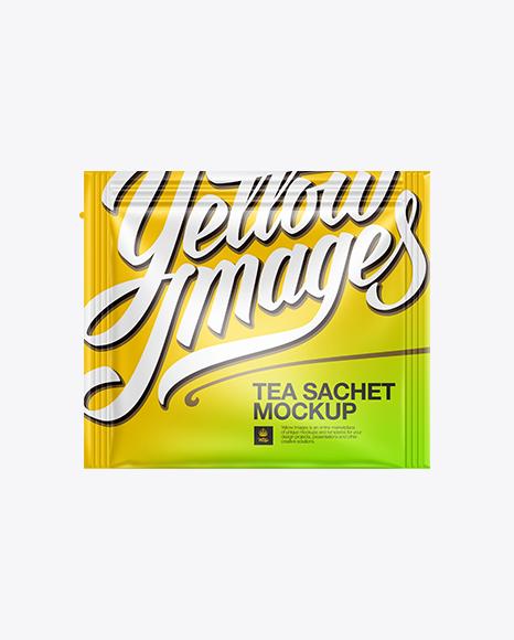 Download Milk Sachet Mockup Yellowimages