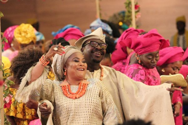 Movie Review: 'The Wedding Party' Is All The Nigerian