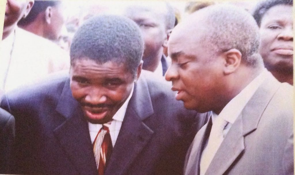 Bishop David Oyedepo, David Abioye and the untold story of Ministry Bromance