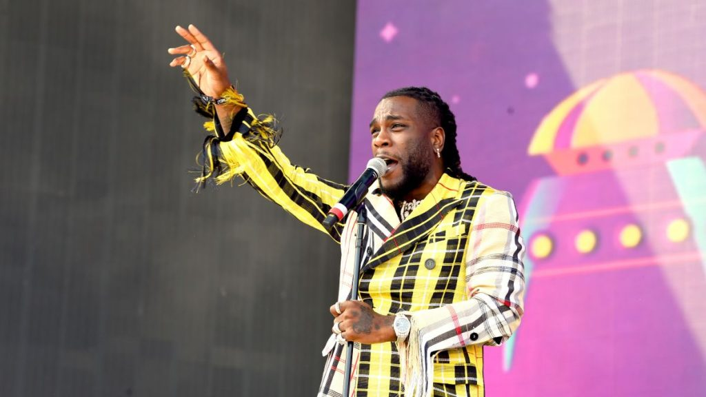 Femi Kuti, 2baba, Other Celebrities Congratulate Burna Boy Over Grammy Nod