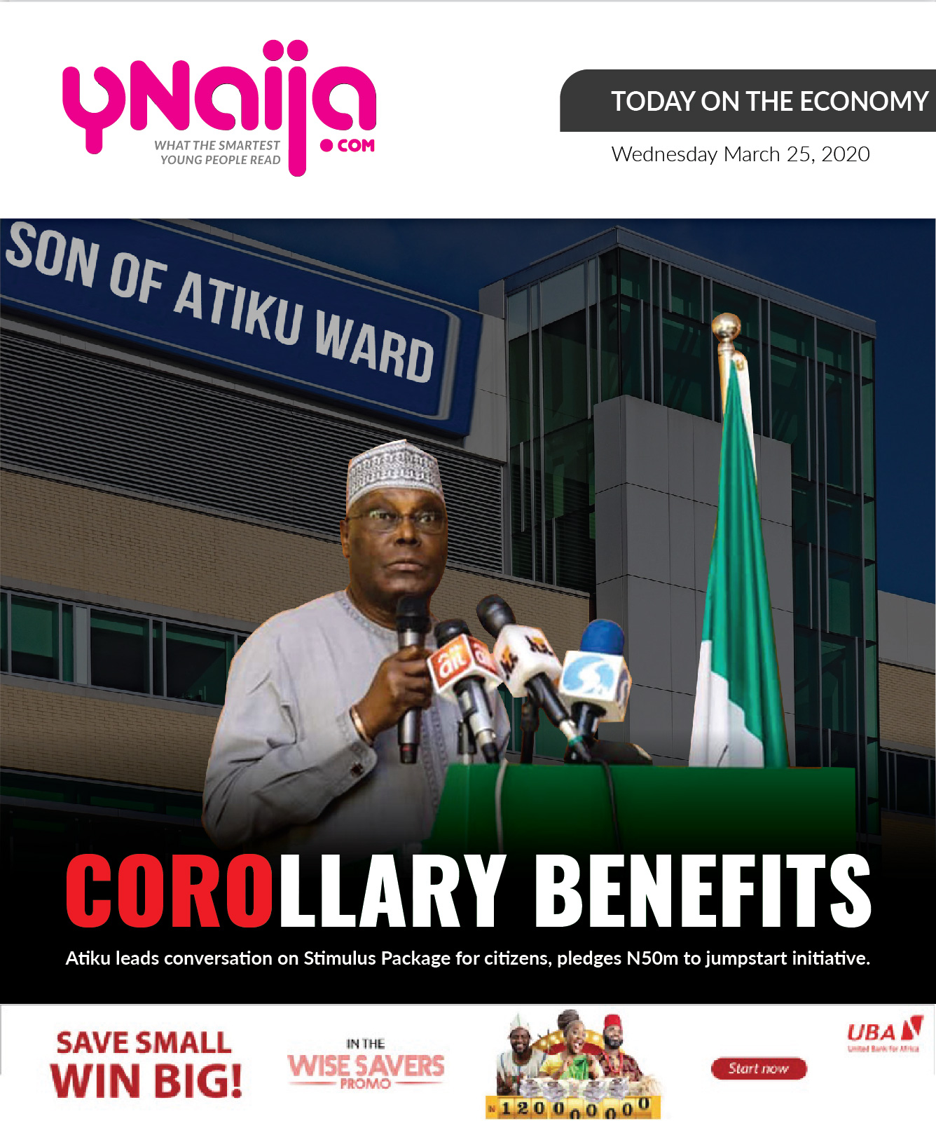 Do we have a new President or what's up with this new memo? | The #YNaijaCover » YNaija