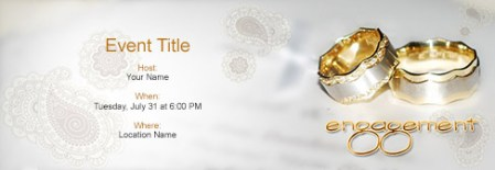 Free Engagement invitation with India s  1 online tool online Engagement invitation