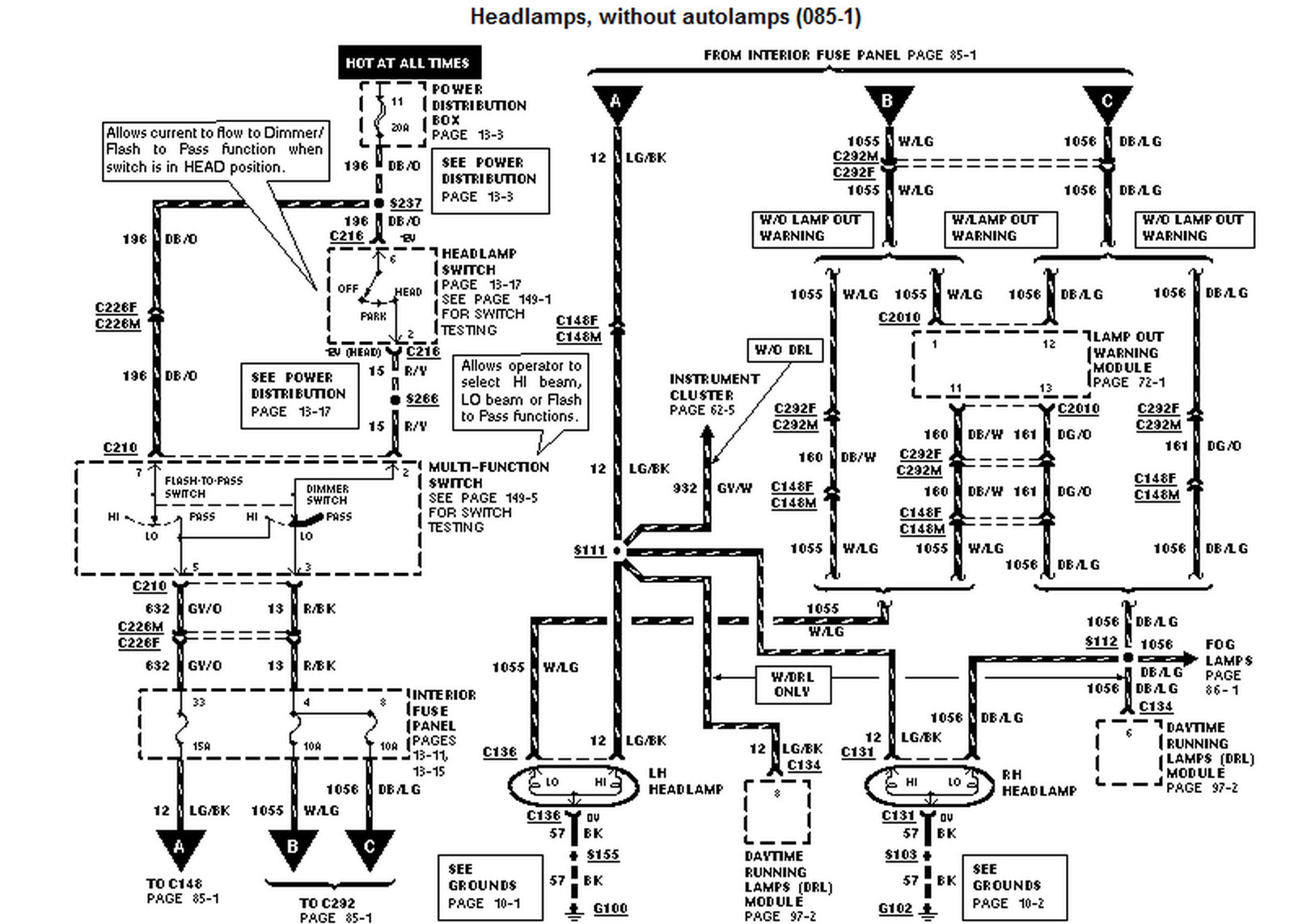 03 Aveo Wiring Diagram