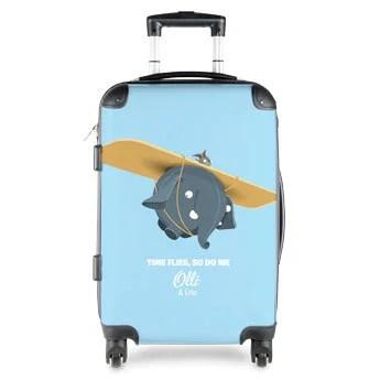 Koffer Mit Motiv Motivkoffer Hartschalenkoffer Mit Motiv Kaufen