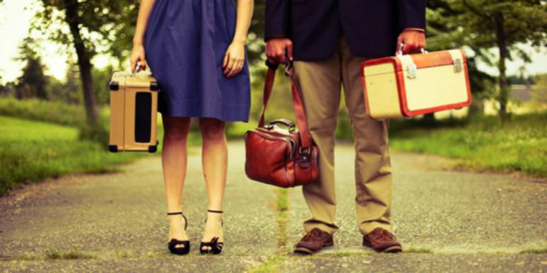 We All Have Baggage — Find Someone Who Will Help You Unpack