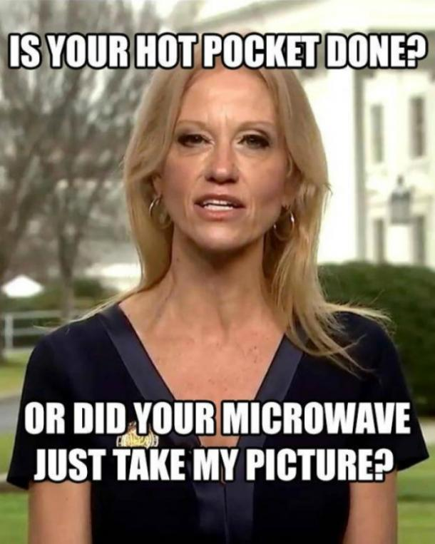 Image result for kellyanne conway funny
