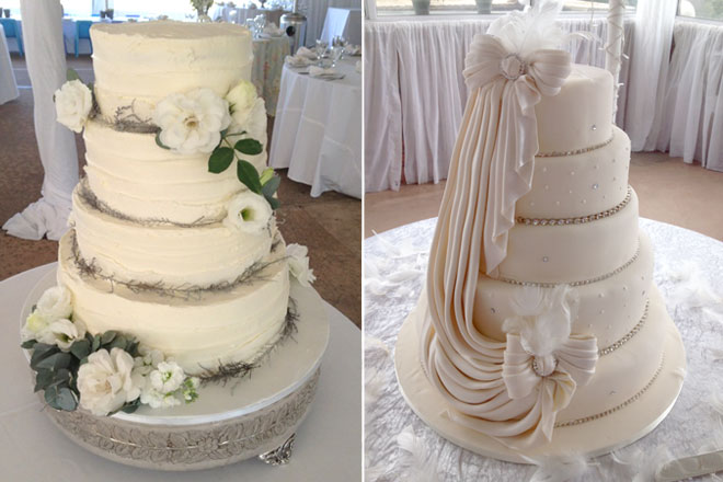 Wedding cakes suppliers   Yuppiechef Zolitas