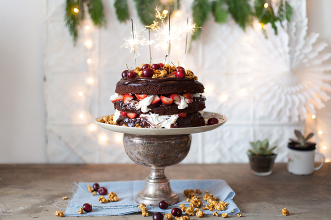 Add some sweet inspiration to your Christmas lunch (3/4)