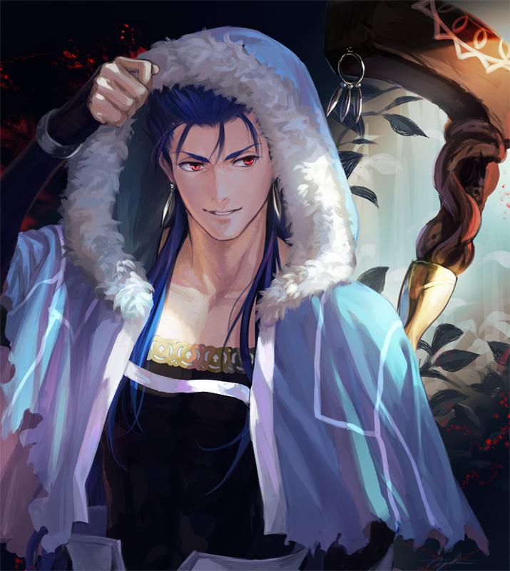 Caster C Chulainn Image 2068409 Zerochan Anime Image