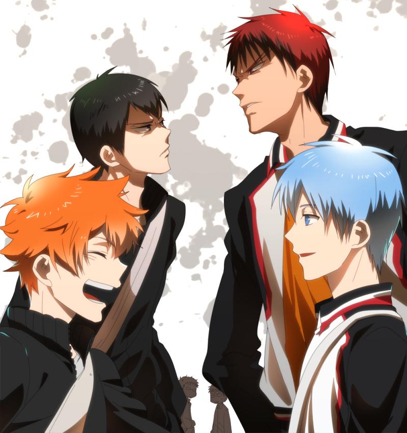 Anime Keren Tentang Atlet Volie Terbaik