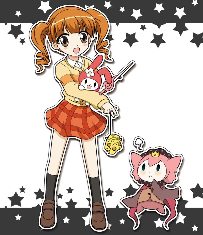 Kakeru My Melody Uta And Onegai