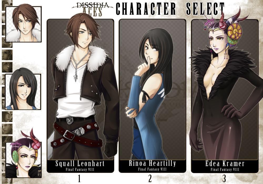 Edea Kramer Final Fantasy VIII Zerochan Anime Image Board