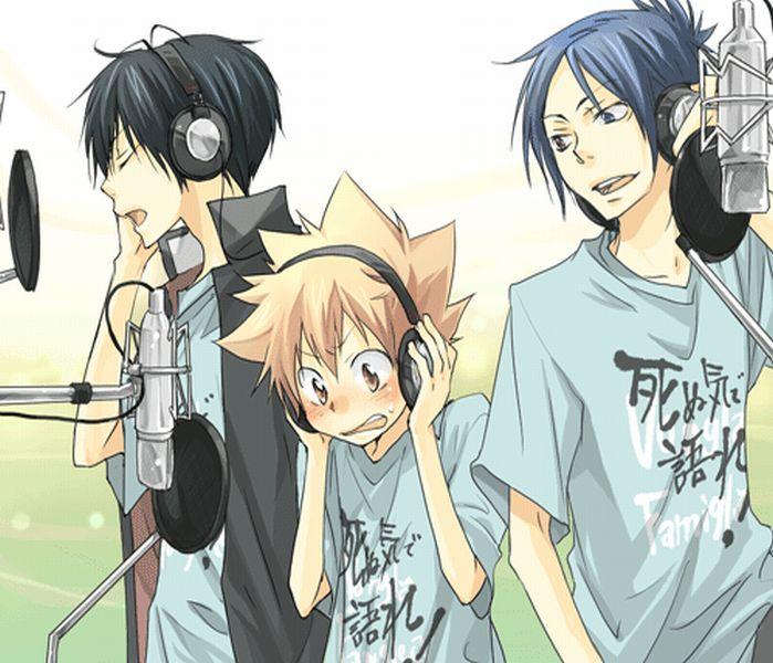 takoyaki, shounen, manga, anime, free!!, knb, kuroko no basket, katekyo hitman reborn, khr, kuroshitsuji, hetalia: axis power