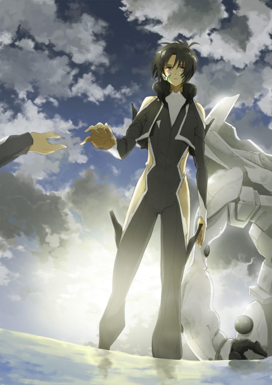 Kazuki Makabe dari Anime Jepang Fafner