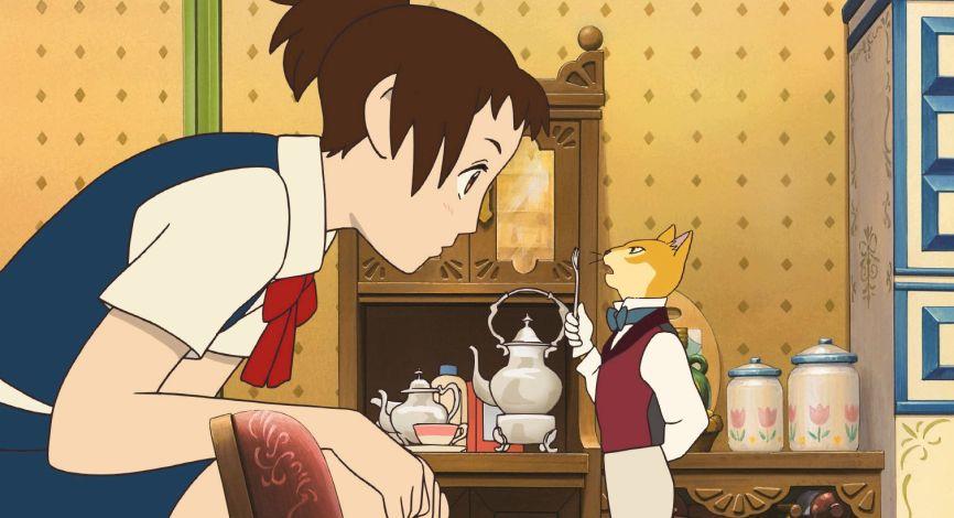 5 Animes para amantes de gatos