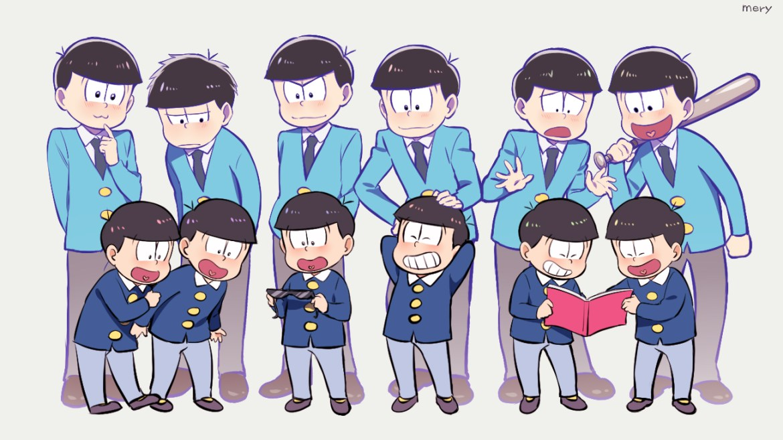Osomatsu-kun (Mr. Osomatsu) Image #2028120 - Zerochan Anime Image Board