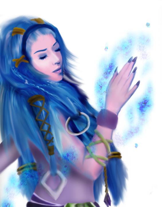 Shiva Final Fantasy Image 11216 Zerochan Anime Image