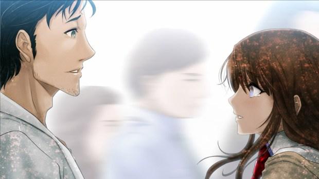 Steins;Gate Visual Novel vs Anime
