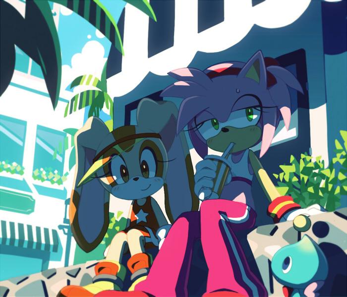 Sonic Hedgehog Time