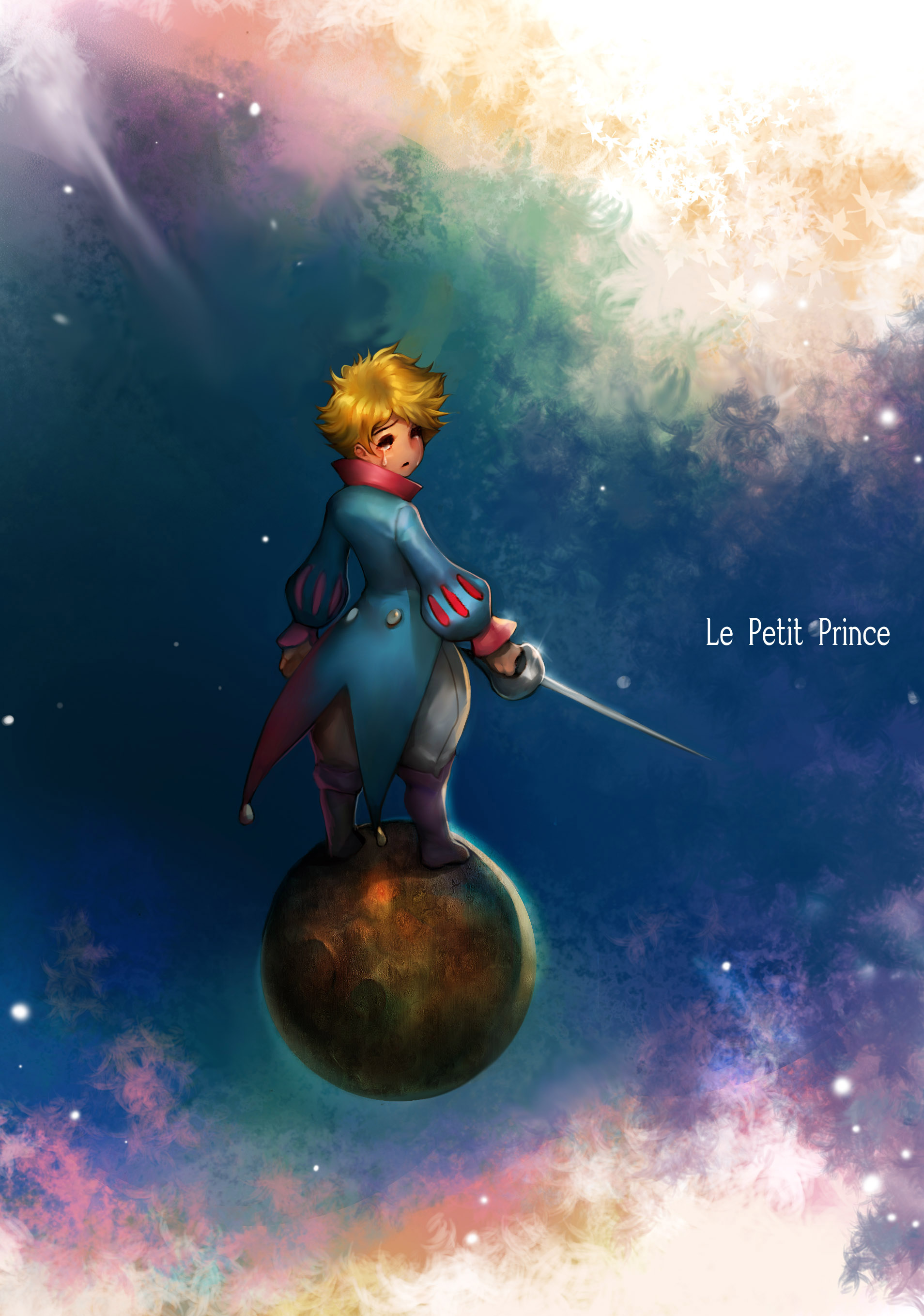 The Little Prince Page 2 Of 3