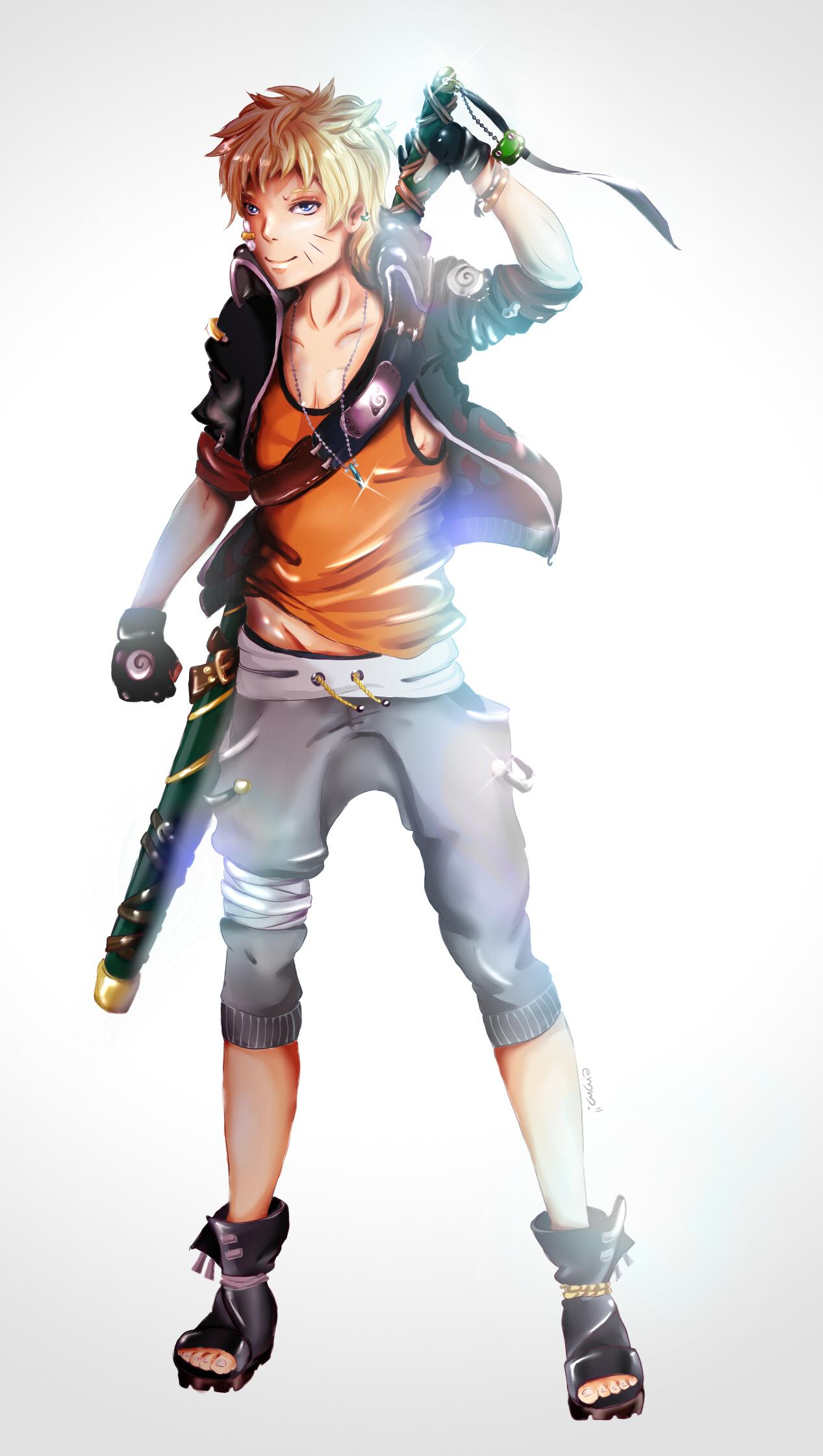 Uzumaki Naruto Image 888412 Zerochan Anime Image Board