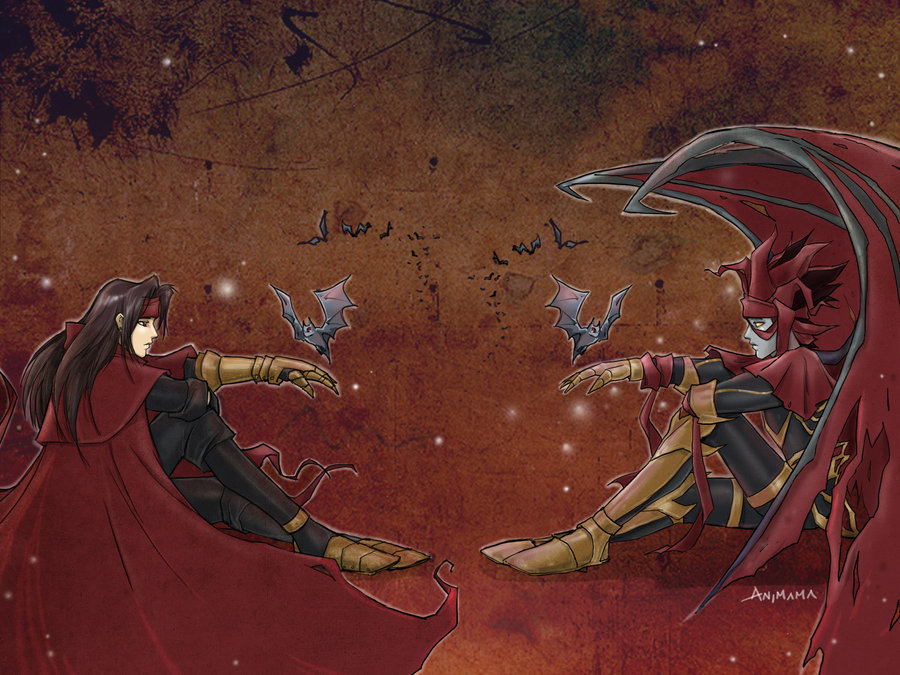 Vincent Valentine Final Fantasy VII Image 1078991